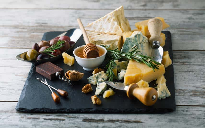 Festive Cheese Board