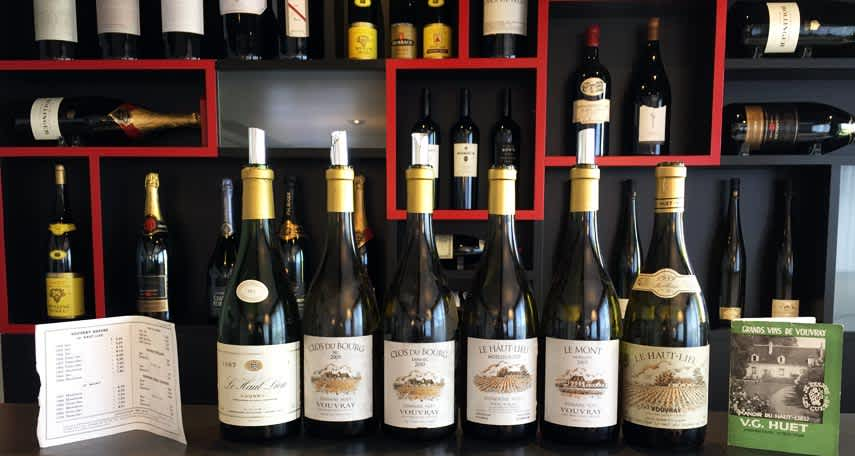 A line-up of very special archive wines from Domaine Huet to be released later in the year