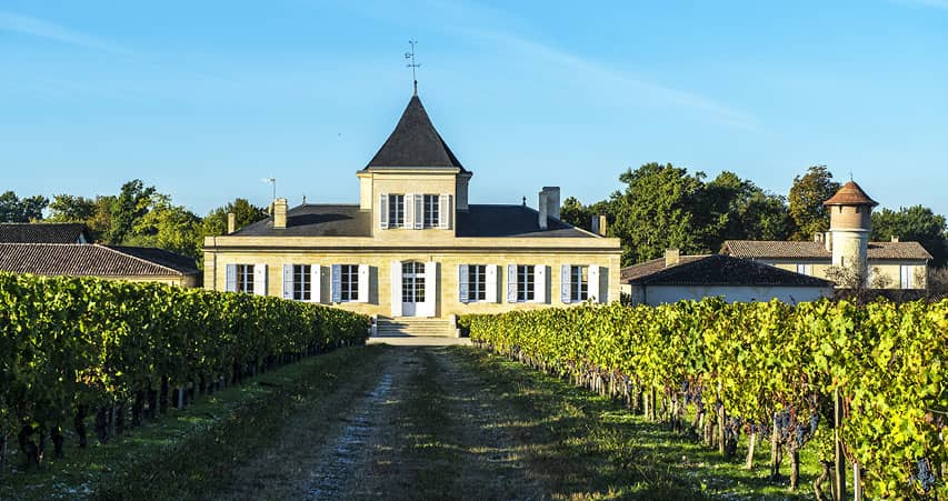 Brane Cantenac – one of the Margauxs whose wine really sang