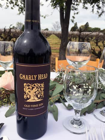 Gnarly Head, Old Vine Zinfandel, 2017 (Lodi, California)