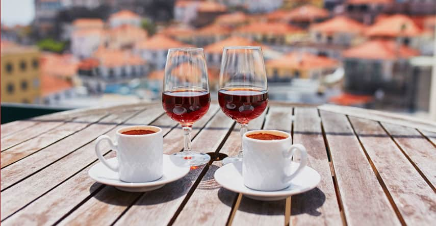 Madeira, oloroso sherry, or tawny Port can be kept open for weeks.