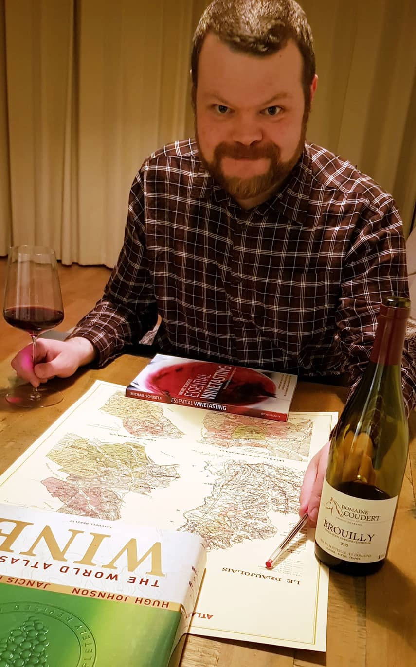 'Talking terroir in Beaujolais is not a conversation limited to the die-hard wine geek anymore.' Preparation is everything!