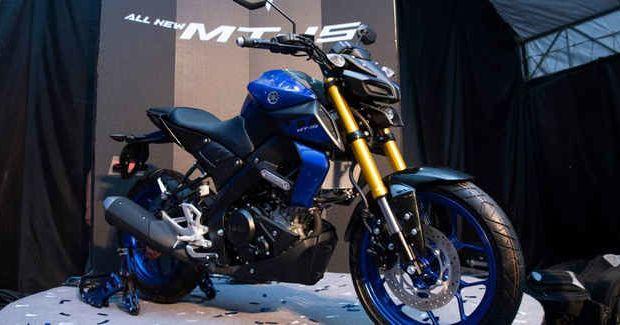 Harga Dan Spesifikasi Yamaha MT-15