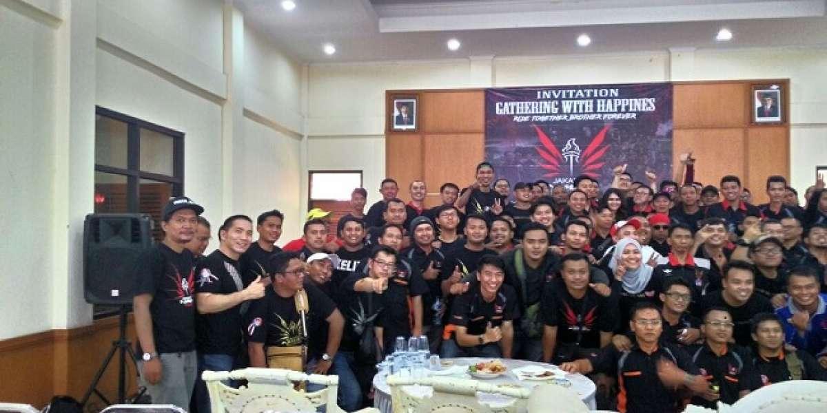 Jakarta NMAX Riders Adakan Gathering Sesama Pengguna Yamaha NMAX (Foto : dok Jakarta Nmax Riders)