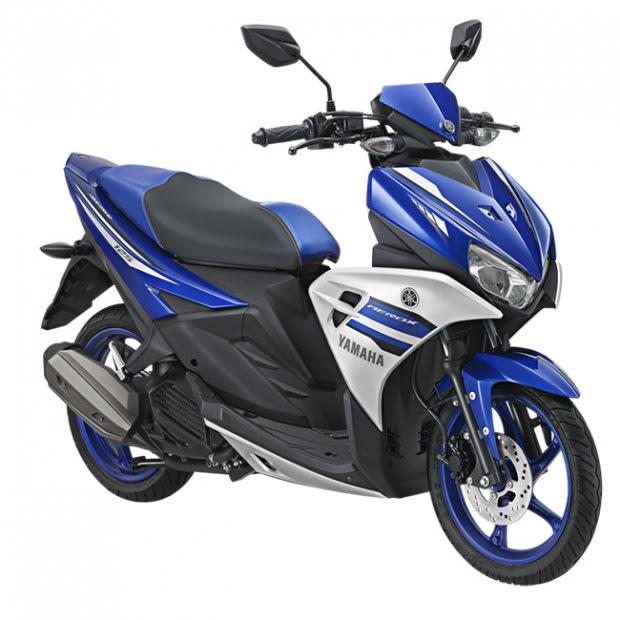Yamaha Aerox 125 LC