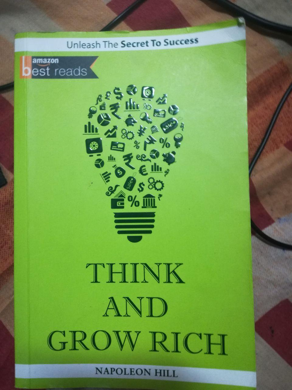 Think And Grow Rich Novel