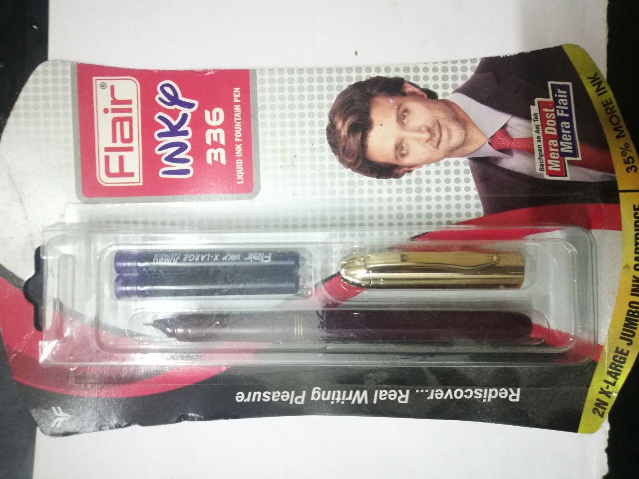 FLAIR ink pen