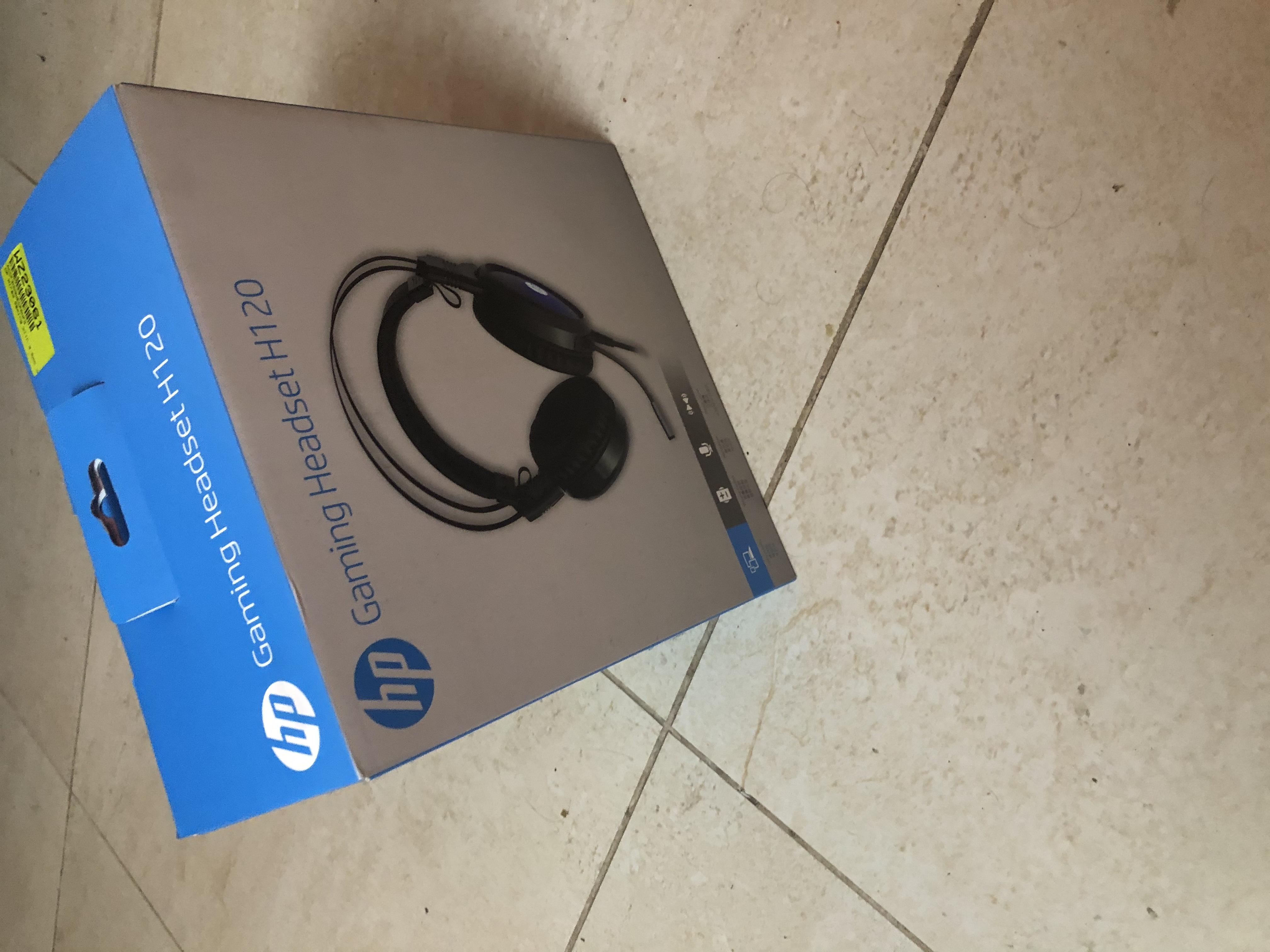 HP Gaming Headset H120