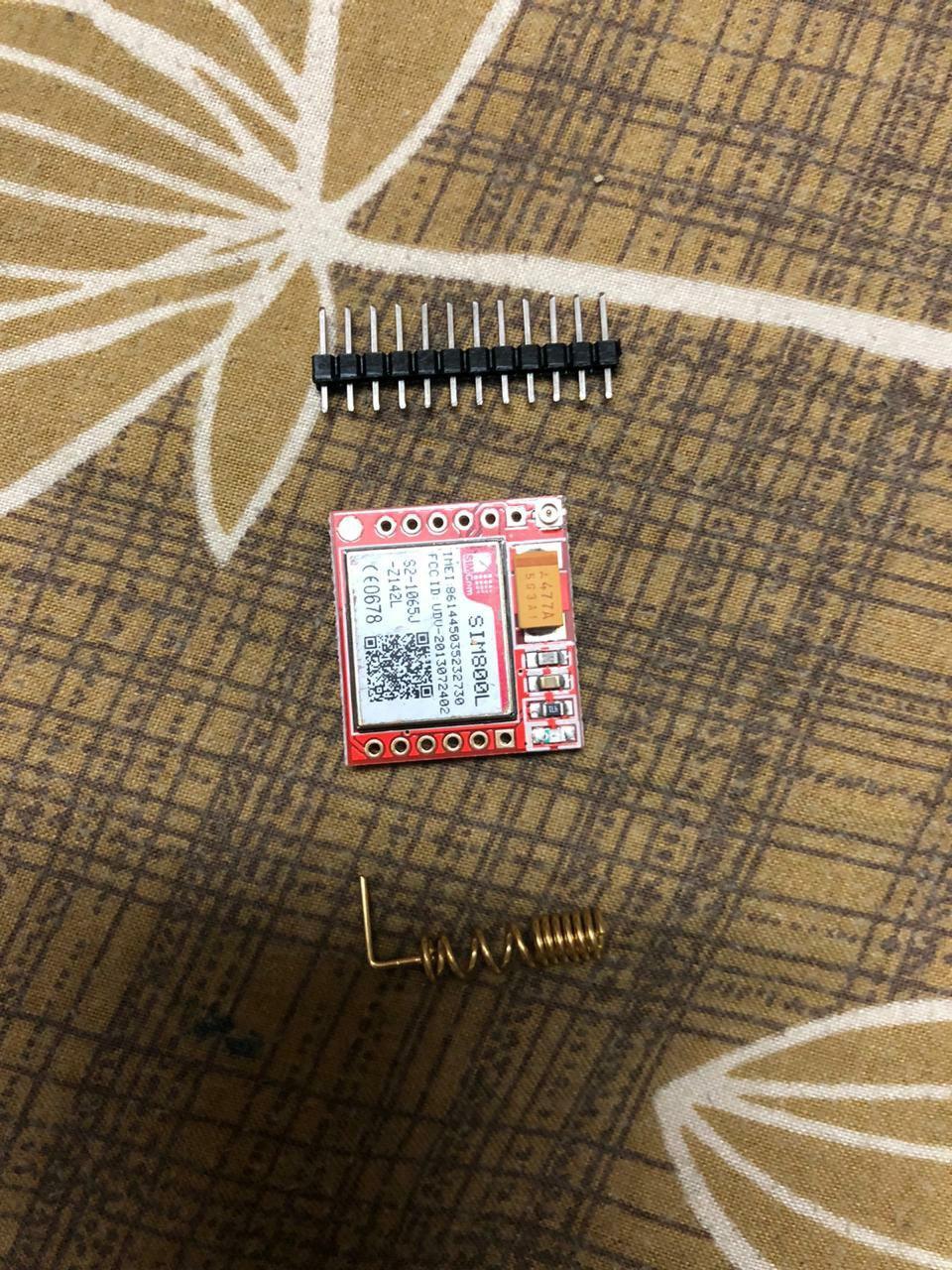GSM Module 800L