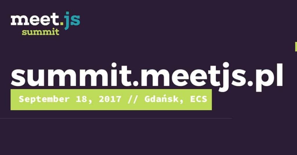 meet.js Summit 2017
