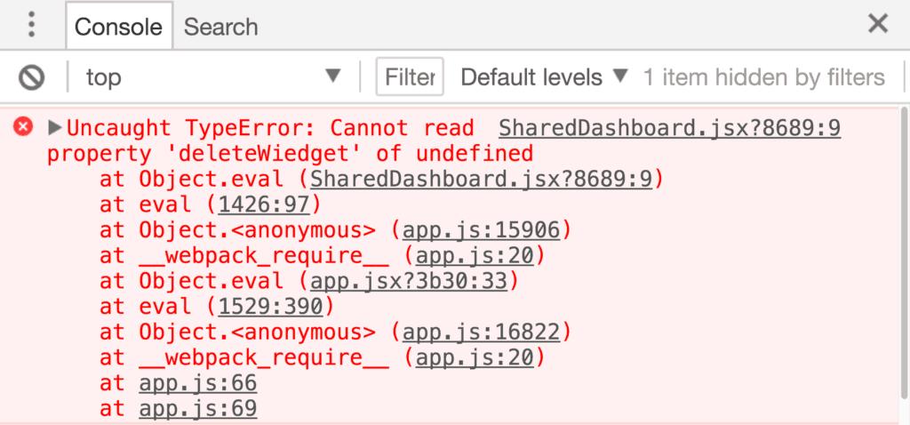 Błąd JavaScript związany z błędnie ustawionym this