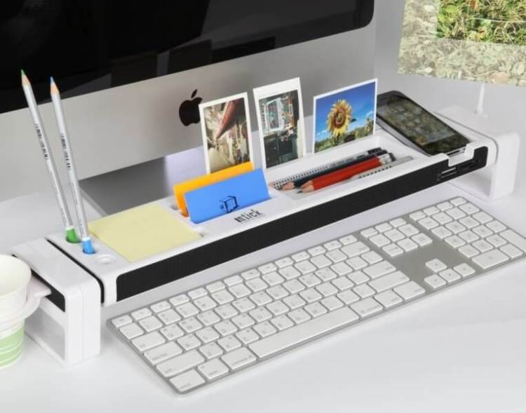 Satechi iDesk Multifunction Desktop Organizer