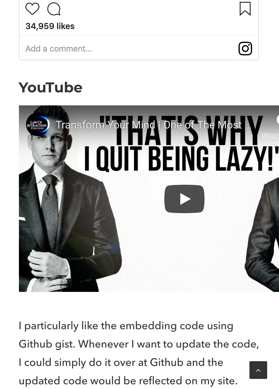 Non responsive YouTube iframe