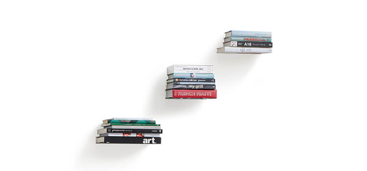 Umbra Conceal Floating Bookshelf
