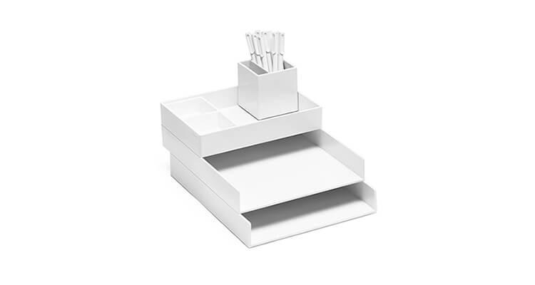 Super Stacked Desk Set