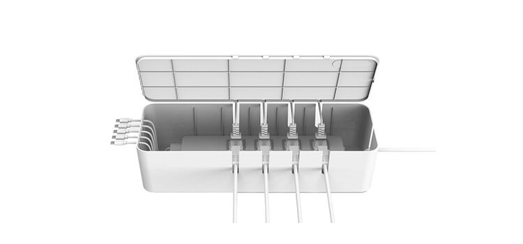 QICENT Cable Management Box
