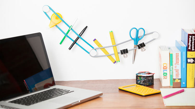 Loopits Storage and Hanging Organization