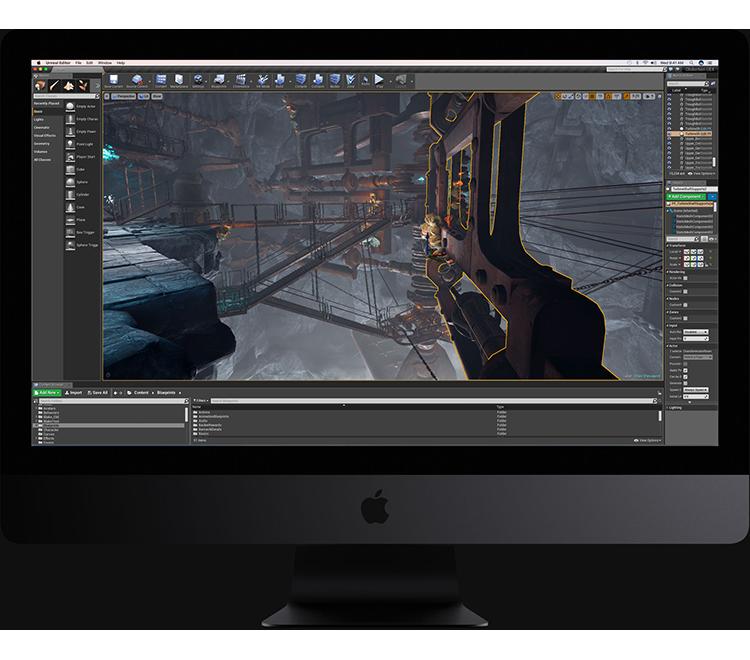 iMac Pro Vega Graphics