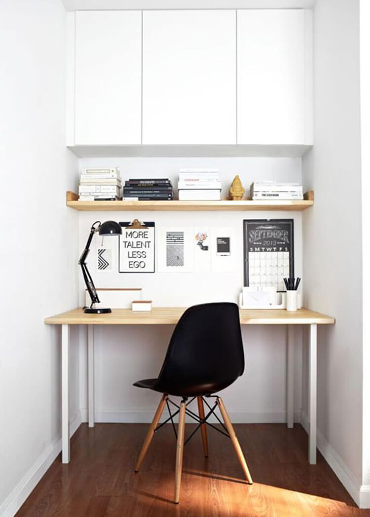 Home Office Ideas June 2017 - TypeEighty