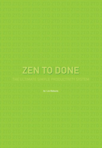 Zen To Done - TypeEighty