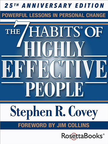 The 7 Habits of Highly Effective People - TypeEighty