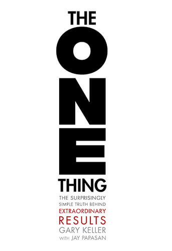 The ONE Thing - TypeEighty