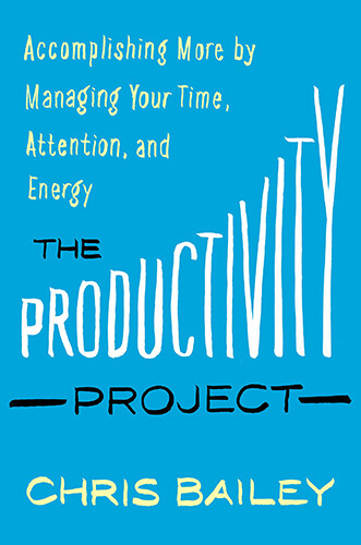 The Productivity Project - TypeEighty