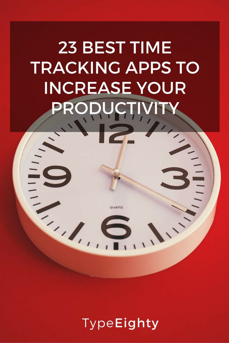 Best Time Tracking Apps - TypeEighty