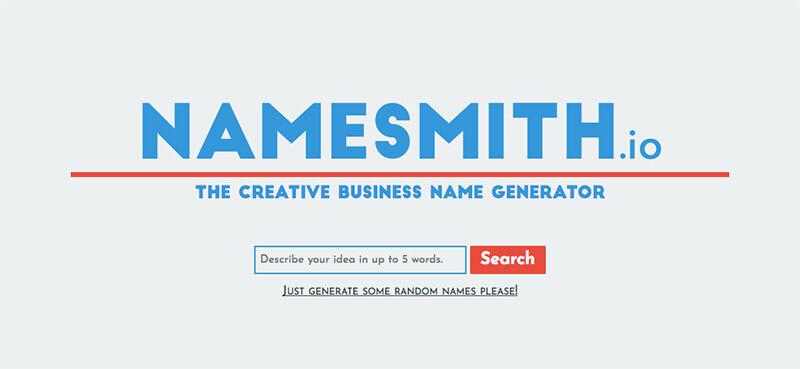 NameSmith - TypeEighty