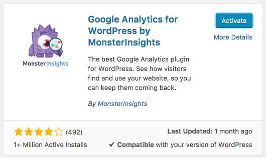 WordPress Plugin Install Activate - TypeEighty