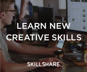 Learn new creative skills