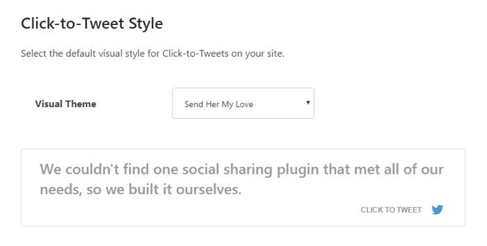 Social Warfare - Click to Tweet - TypeEighty