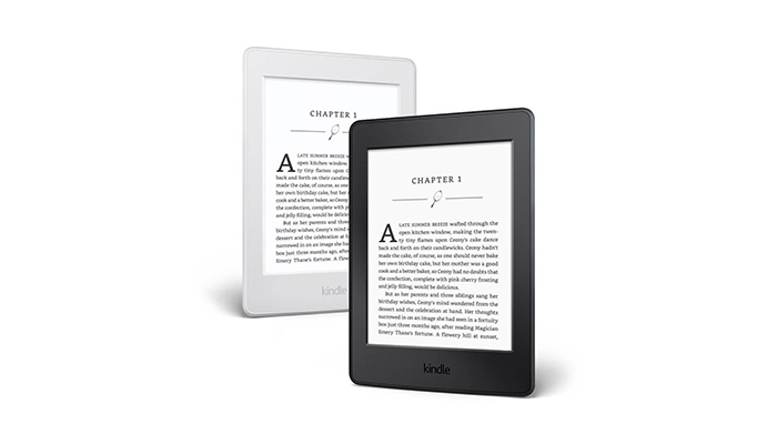 Kindle Paperwhite - Best ebook reader - TypeEighty