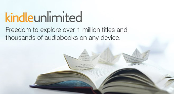Kindle Unlimited - Explore over 1 million titles and thousands of audiobooks - TypeEighty