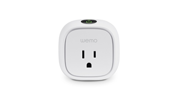 Wemo Insight Smart Plug - TypeEighty