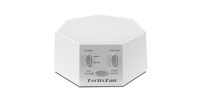 LetroFan White Noise Machine - TypeEighty