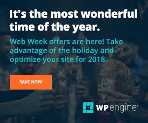 WPEngine Webweek