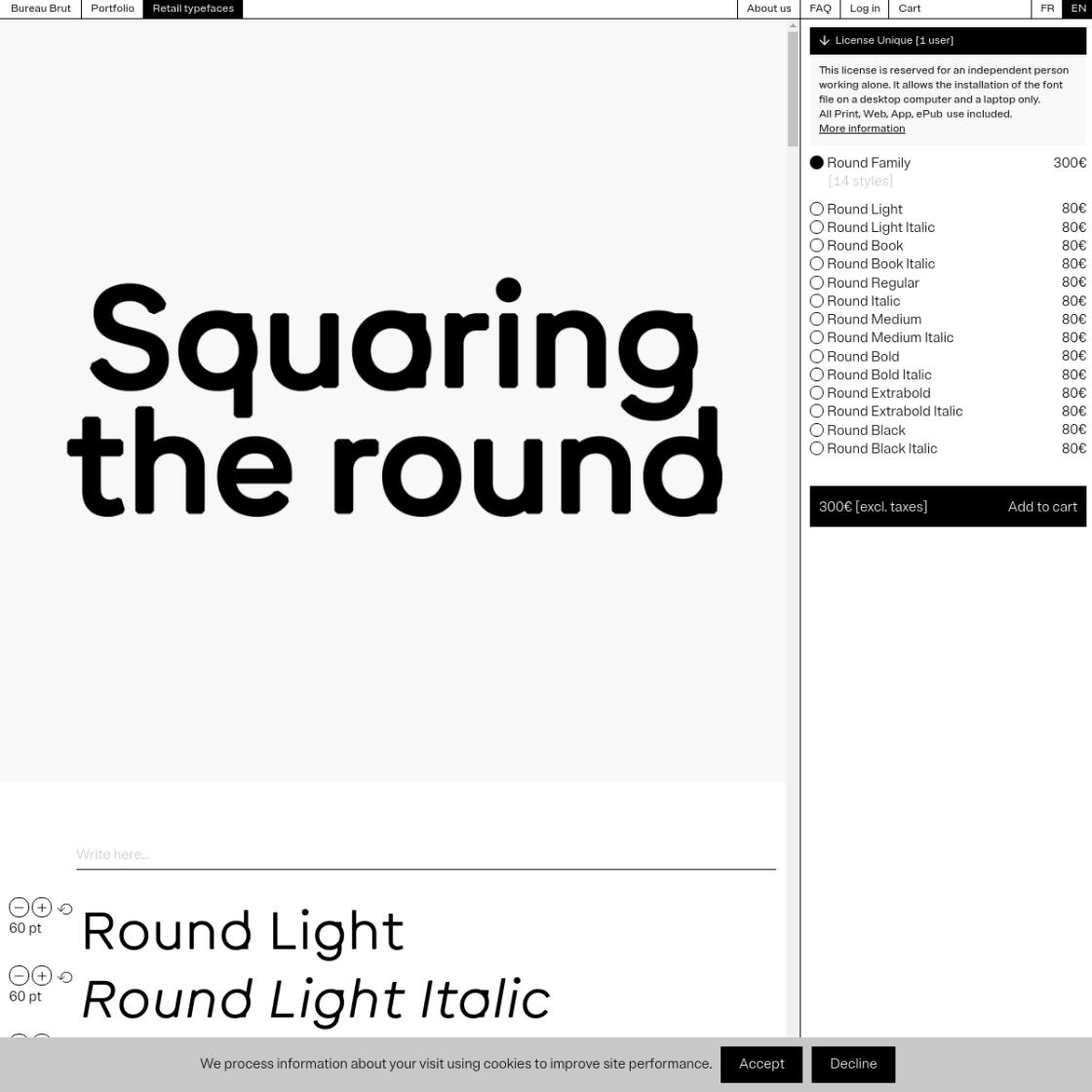 Screenshot of Round