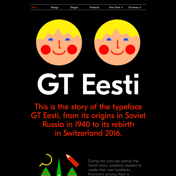 screenshot of GT Eesti