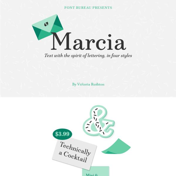 screenshot of Marcia
