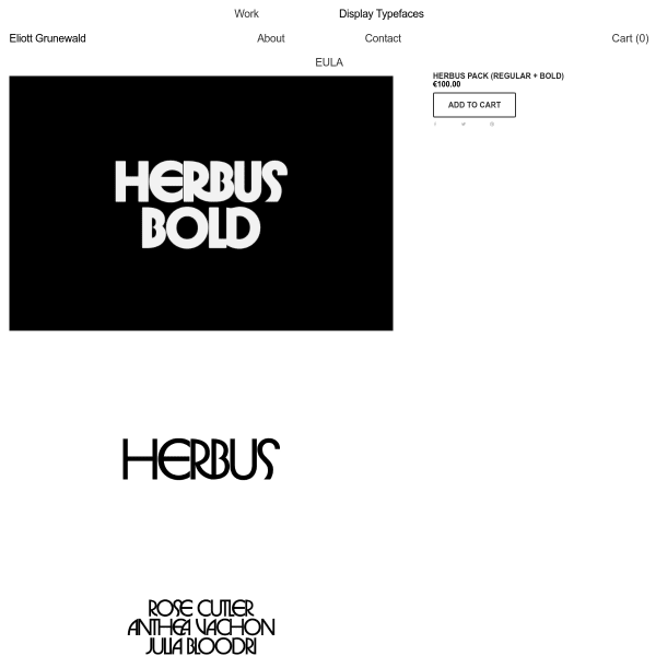 screenshot of Herbus Pack