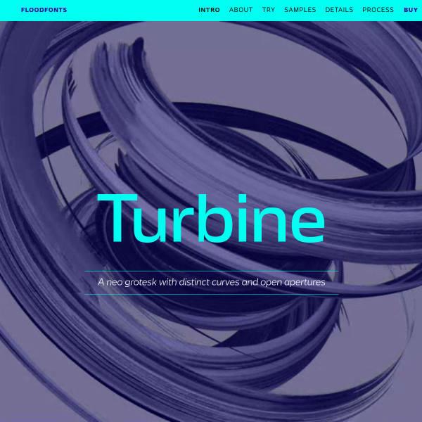 screenshot of Turbine