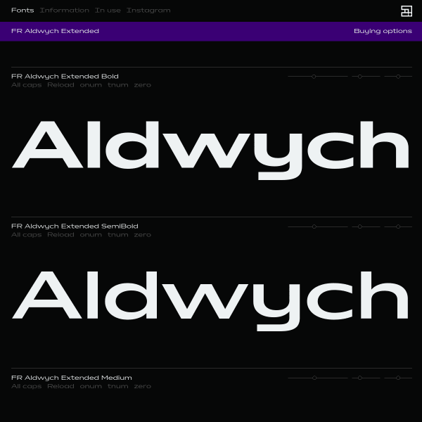 screenshot of Aldwych Extended