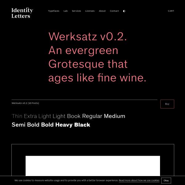 screenshot of Werksatz v0.2
