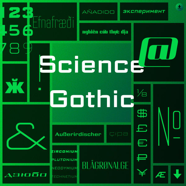 screenshot of Science Gothic