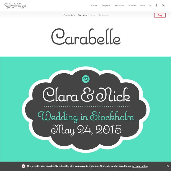 screenshot of Carabelle