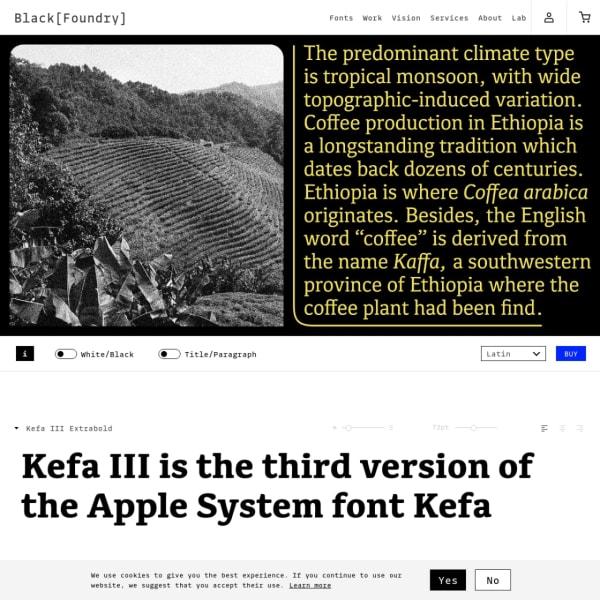 Screenshot of Kefa III