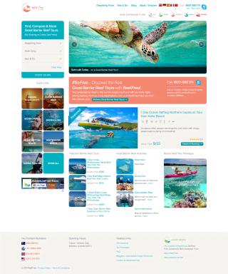 AdventureFree website screenshot