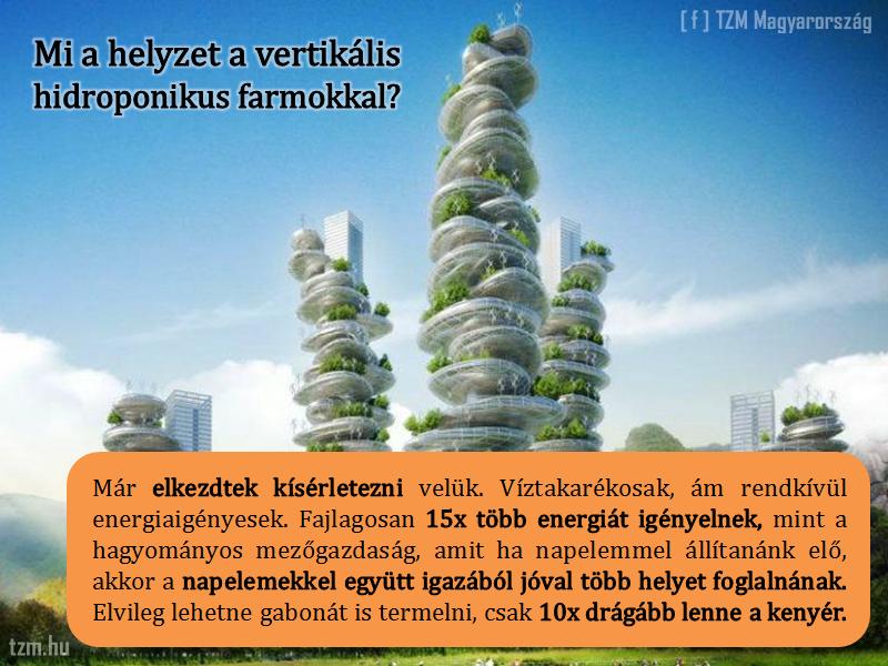 Nem a vertikális farmok fogják megmenteni a világot