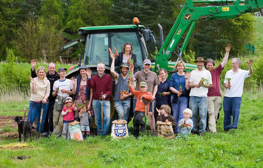 Nonprofit közösségi gazdálkodás | Átmenet - TZM Magyarország